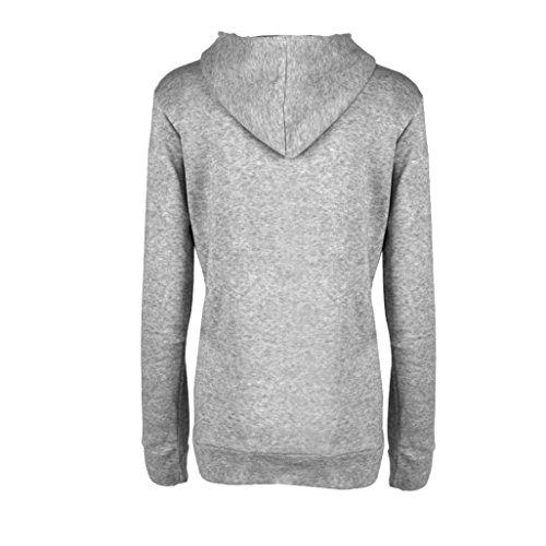 Mens Sport Sweater CoatHemlock Winter Jacket Hooded Tops Cotton Sweatshirt Outwear M
