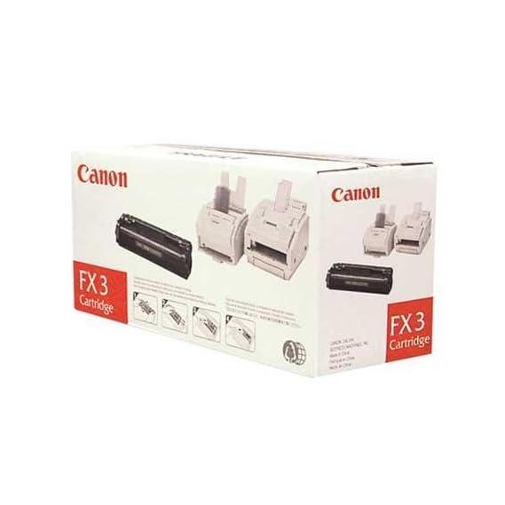Canon FX3 CFX-LC2050, 2060, L3500, L4000, L4500, L75, Faxphone L80, imageCLASS 1100, MP L6000 Toner 2,700 Yield, Part