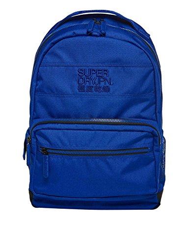 Superdry Men's Moncheater Men's Blue Backpack Blue by Superdry