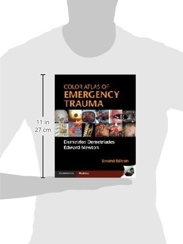 Color Atlas of Emergency Trauma - http://medicalbooks.filipinodoctors.org