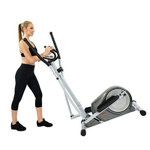 Sunny Health & Fitness SF E3609 Magnetic Elliptical Trainer Elliptical Machine