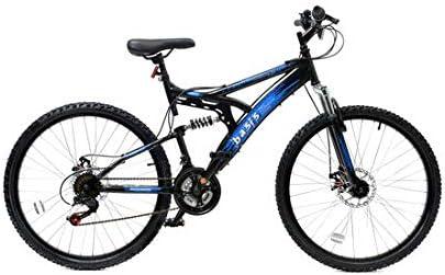 Basis 1 Full Suspension Mountain Bike Image