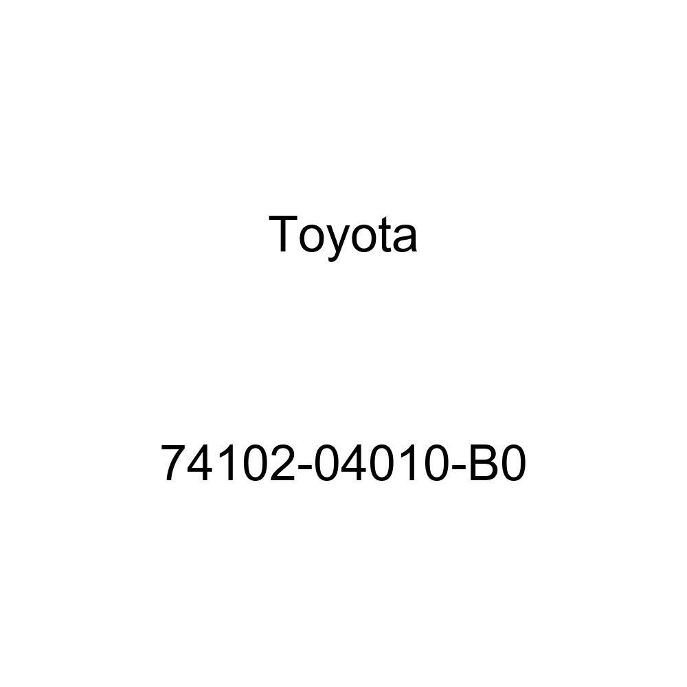 Toyota 74102-04010-B0 Ash Receptacle Box Sub Assembly