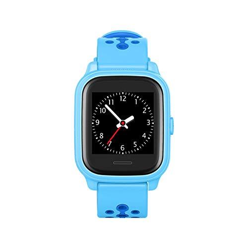 Anio 4 Touch BLAU GPS Kinder Smartwatch Smartphone Watch – Schutz für Ihr Kind – SOS Notruf + Telefonfunktion – Keine…