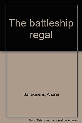 book cover of The Battleship Regal