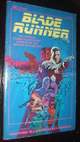 Blade Runner (The Official Comics Illustrated Version) (Best Version Of Blade Runner)