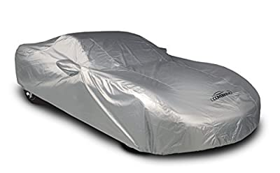 Coverking Custom Fit Car Cover for Select Porsche 914 Models - Silverguard Plus (Silver)
