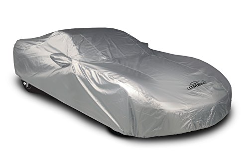 Coverking Custom Fit Car Cover for Select Cadillac Allante Models - Silverguard (Silver)