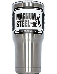 Magnum Steel Tumbler