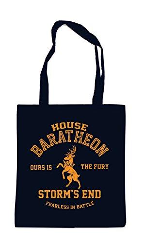 House Baratheon Bag Black Certified Freak