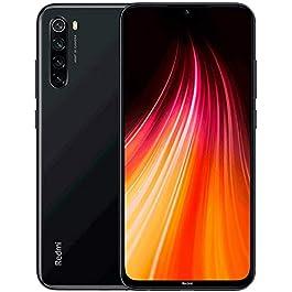 Xiaomi Redmi Note 8, 32GB/3GB RAM 6.3″ FHD+ Display Snapdragon 665, Dual SIM Factory Unlocked Global Version (Space Black)