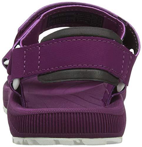 Sandales S Femme Teva Ouvert Dapu dark Violet Winsted Purple Bout W qtnwR6AF