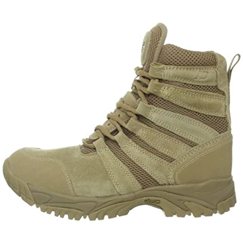 Bushmaster 8-Inch Work Boot