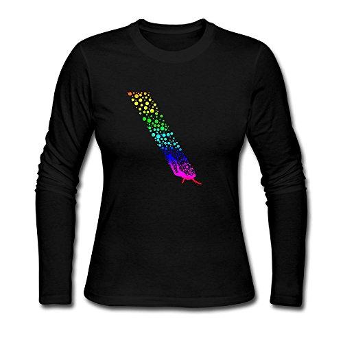 Scuba Diving Long Sleeve Athletic Cotton Crew Neck T-Shirt ()