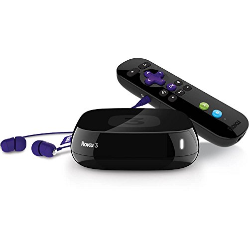 Roku Streaming Media Player model product image