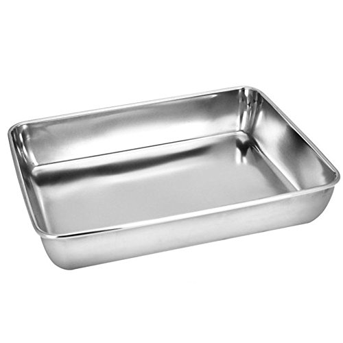 heavy duty baking pans - 6