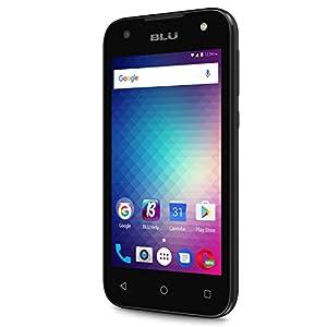 BLU Advance A4 -Unlocked Dual Sim Smartphone -Black