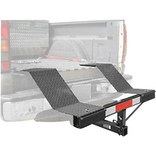 Lawn Tractor Cargo Rack : Quot full size pickup truck ironman equipment rack bed