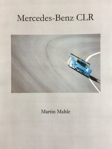 Mercedes-Benz CLR: Bilingual: Deutsch + English (German Edition)