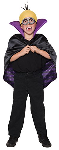 Rubie's Costume Kid's Minion Dracula Costume Kit, One Size