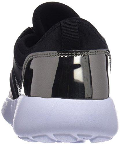 Zapatillas para 41481 Plateado Mujer bass3d Silver Eq15A