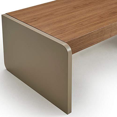 Zadise | Mesa de Centro Moderna | elevable | Medidas de 110 ...