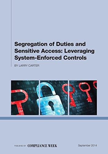 Download Segregation of Duties Pdf