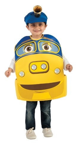 Chuggington Brewster Costume - Chugginton Brewster Costume - Small