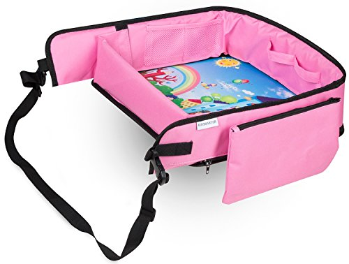 Attachable Stroller Tray - 7