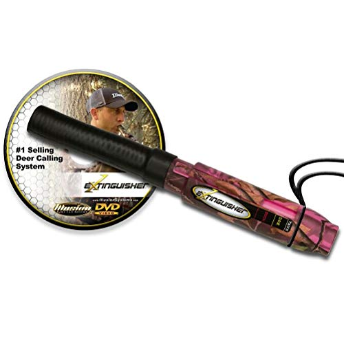(Illusion Systems Extinguisher Deer Call System, Pink Camo)