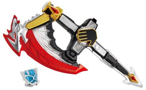 Rider Wizard ax sword DX Axe Caliber]()