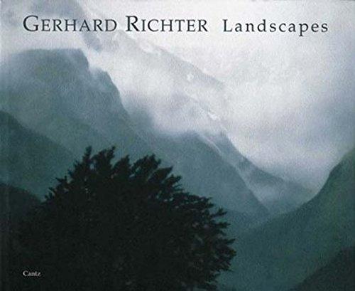 Gerhard Richter: Landschaften: Amazon.de: Sprengel Museum Hannover, Oskar  Bätschmann, Dietmar Elger: Bücher