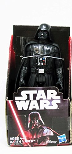 "Star Wars Return of the Jedi Darth Vader 6"" Action Figure, Australian Release"