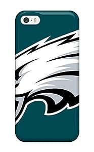 Brand New 5/5s Defender Case For Iphone (philadelphia Eagles )