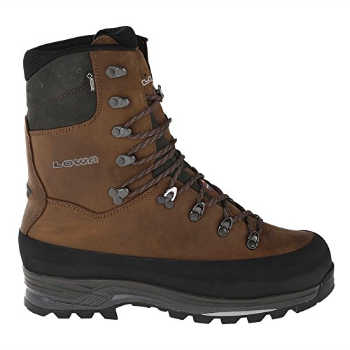 Lowa Mens Hunter Gore-Tex Evo Extreme Brown Nubuck Boots 10 US by LOWA Boots