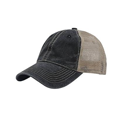 ChoKoLids Trucker Cap | Pigment-Dyed Cotton Hat | Adjustable Low Profile | 5 Colors