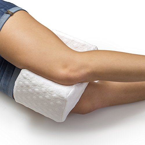 AERIS Knee Pillow for Side Sleepers,Maximum Sciatica,Joint,Hip,Restless Leg