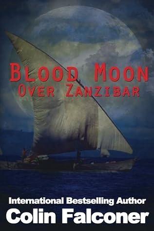 book cover of Blood Moon Over Zanzibar