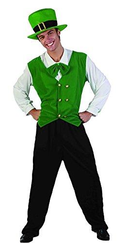 Rimi Hanger Mens Saint Patrick Costume Irish Priest Gents Fancy Party Dress accessories One Size from Rimi Hanger