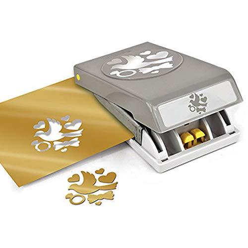 - EK Tools Confetti Wedding Punch