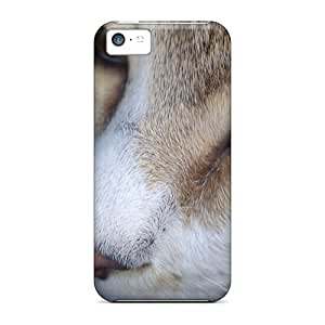Awesome Cute Cat Flip Case With Fashion Design For iPhone 6 4.7