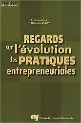 Regards sur l'évolution des pratiques entrepreneuriales