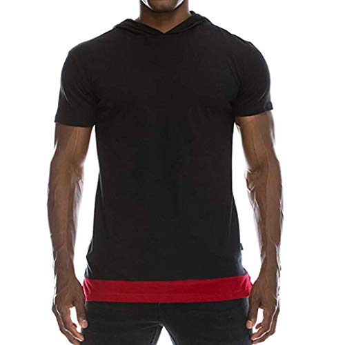 Liraly Short Sleeve Workout Gym Athleisure T Shirts for Men Tee Top