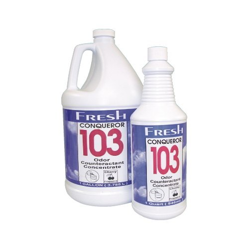 Fresh Products FRS 1-WB-TU 1 Gallon Tutti-Frutti Fragrance Conqueror 103 Odor Counteractant Concentrate Deodorant Bottle by Fresh Products