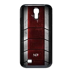 Mass Effect Samsung Galaxy S4 9500 Cell Phone Case Black lmu koifj