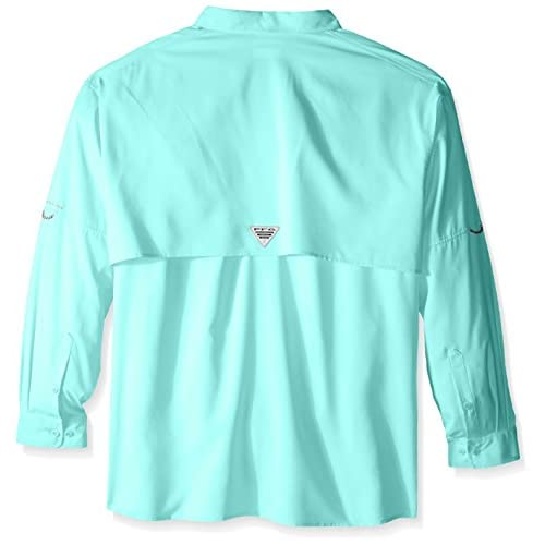 5d41ab6232b delicate Columbia Sportswear Men's Big Blood & Guts III Long Sleeve Woven  Shirt