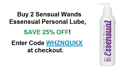 Sensual Wands Essensual Hybrid Lube - Best Personal -3756