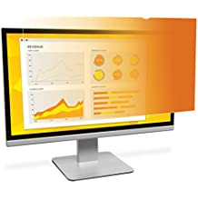 """3M Gold Privacy Filter for 22"""" Widescreen Monitor (16:10) (GF220W1B)"""