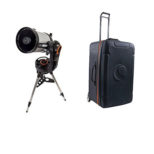 Celestron 12091 NexStar Evolution 8'' Telescope with Optical Tube Carrying Case by Celestron