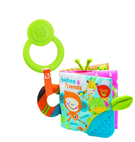 B kids Teething Activity Book product image
